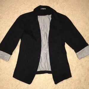 Express casual blazer size 0